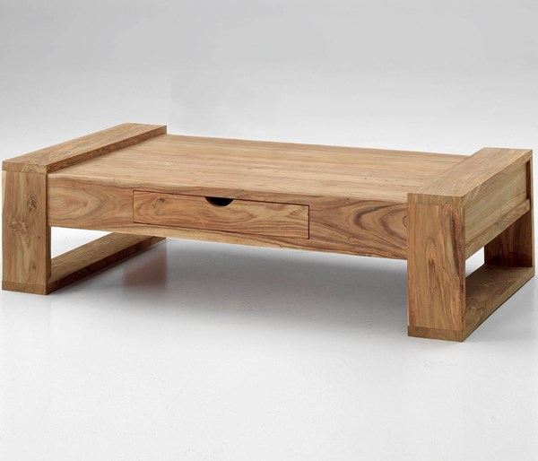 صورة Wooden Coffee Table Designs