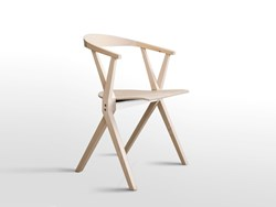 Picture of Folding wooden chair