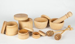 صورة Wooden Cooking Accessories
